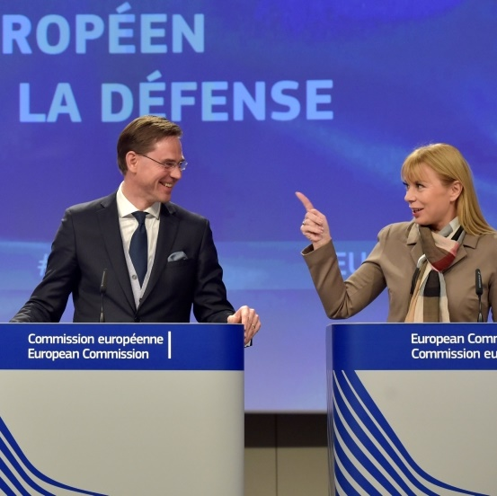 EU launches defense fund amid US pressure to boost spending
