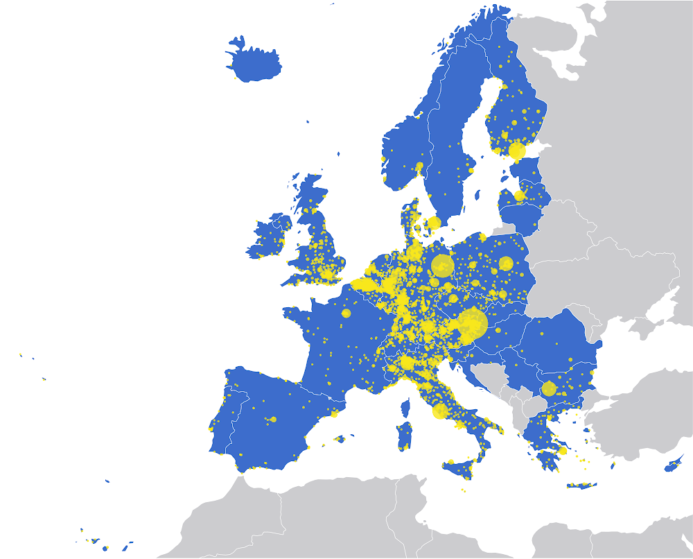 Europe Talks Google Supports Europeans In Getting To Know Each