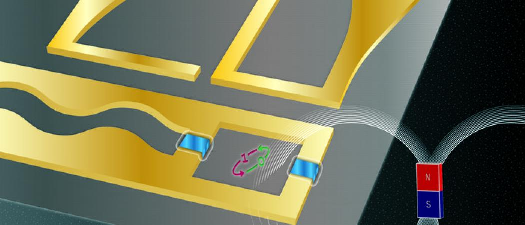 Ultimate precision for sensor technology using qubits and machine
