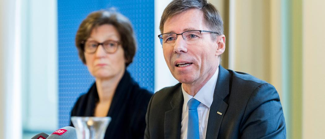 'A loss for both sides' if Swiss excluded from EU R&D, ETH Zurich president warns
