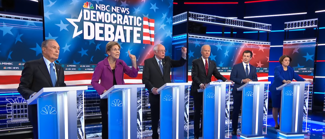 US election: Biden makes big promises on medical research, as field of Democrat candidates narrows