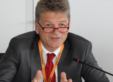 Peter Dröll, director for industrial technologies at the European Commission