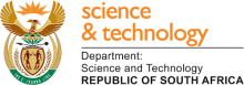 South African Department for Science & Technology logo