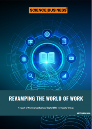 Revamping the world of work